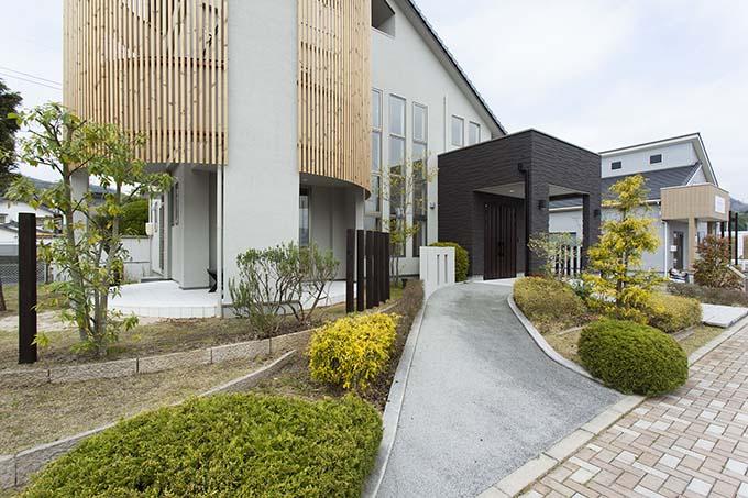 三原なるほど住まい館モデルハウス ロフティ