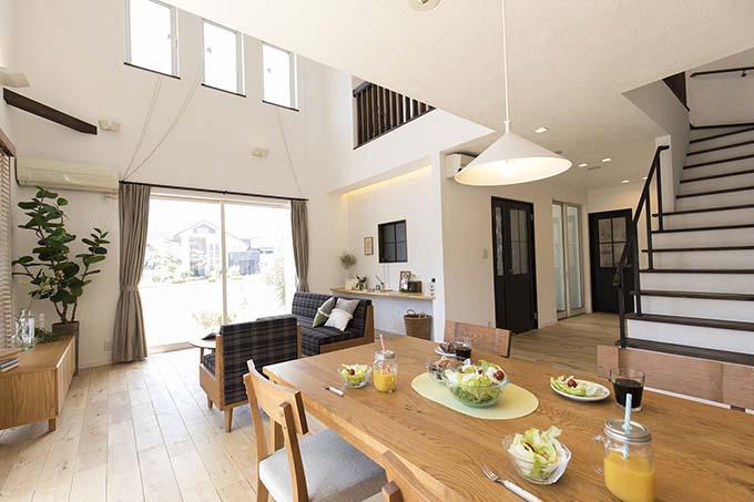 三原なるほど住まい館 kinari モデルハウス