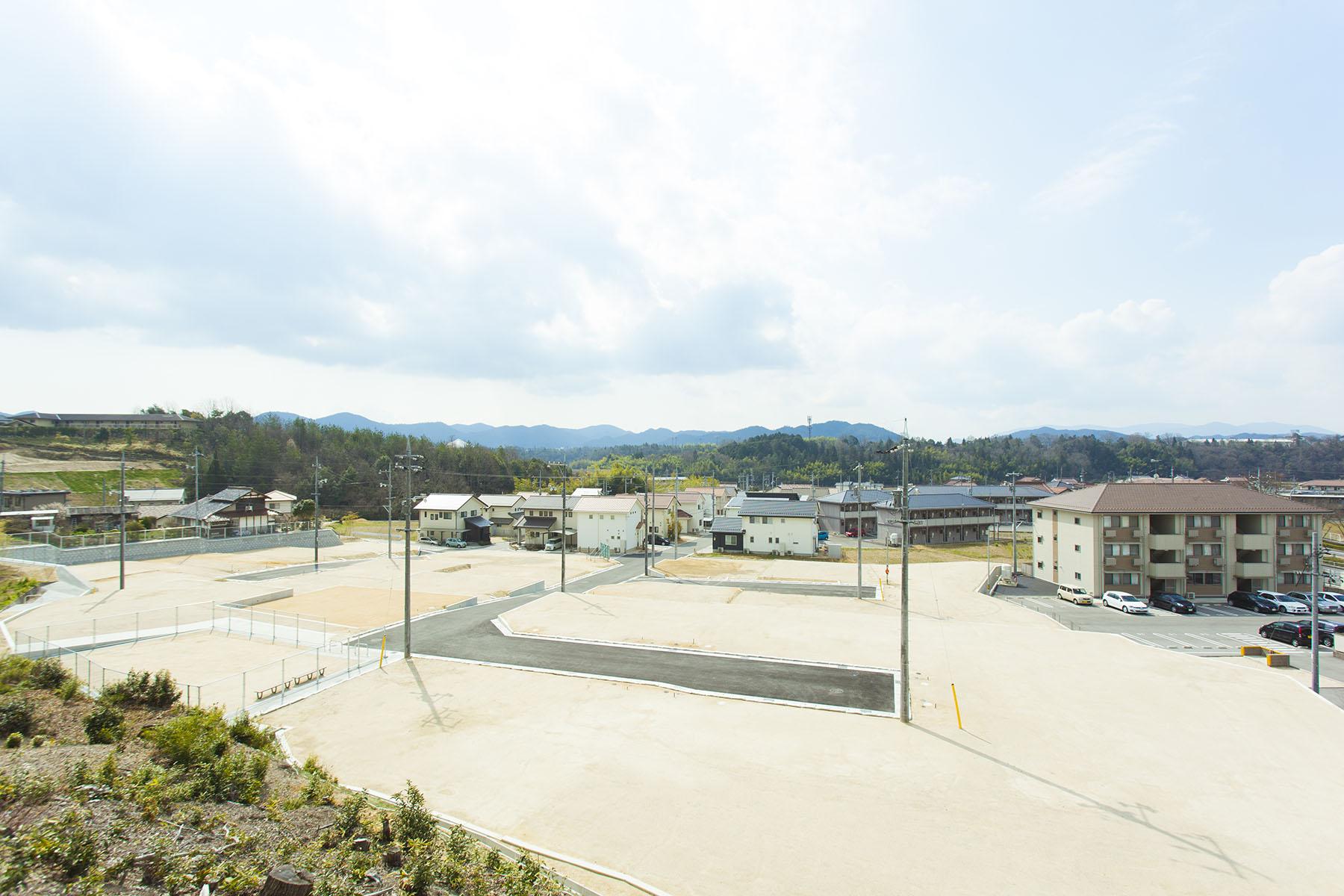 グリーンガーデン西条田口[現在販売2区画]