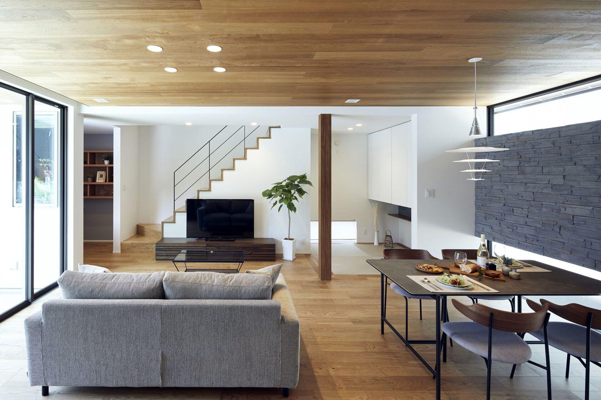 全館空調モデルハウス