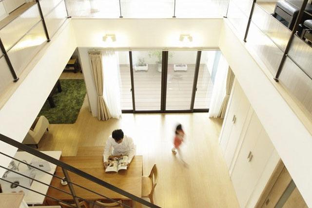 吹き抜けのある住宅をお考えの方へ メリット・デメリットを調査