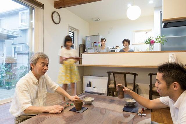 家族が笑顔になる二世帯住宅の造り方|建築前に考えたいポイントとは