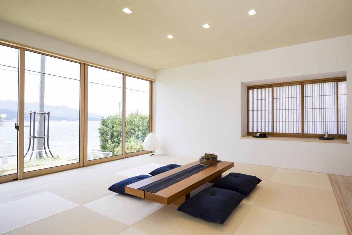 くつろぎたいときに最適!?和室のある暮らしを提案します。