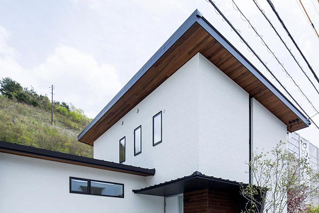 屋根の形状は数種類!マイホームに合った屋根の種類と見つけ方