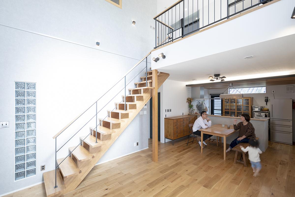 目指したのは、リノベーションのように古いものと新しいものが融合する家。