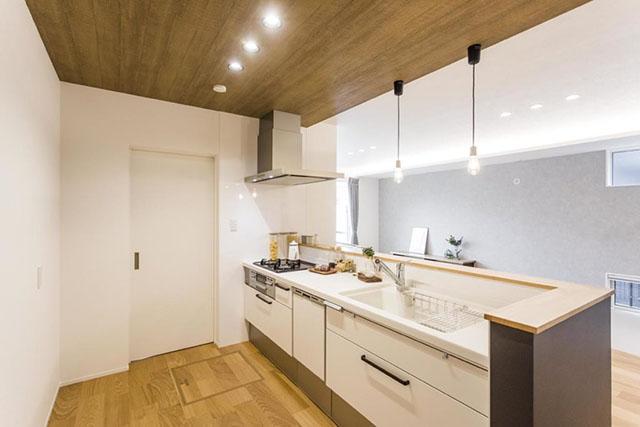注文住宅で理想のキッチンを叶えよう!人気TOP4のキッチン