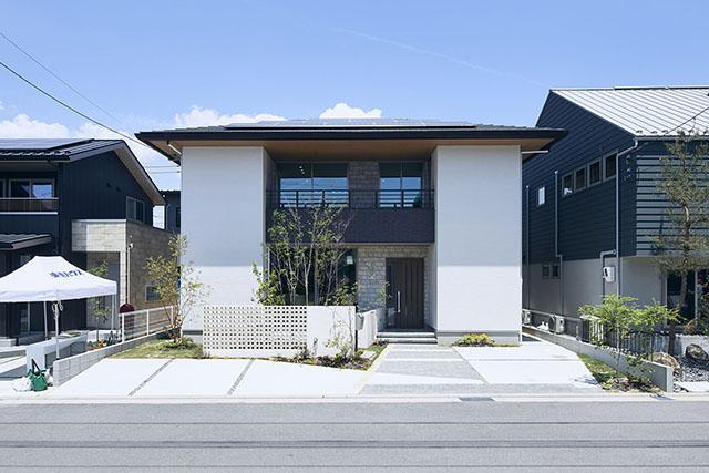 セントラルシティこころ 第19回モデルハウス「エコハウス」