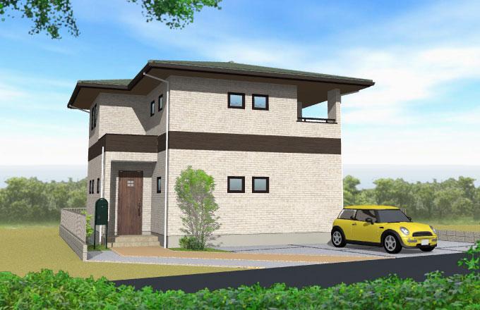 〈2021年4月OPEN予定〉 新モデルハウス「Flex(si)」 in ヴェルデタウン港町