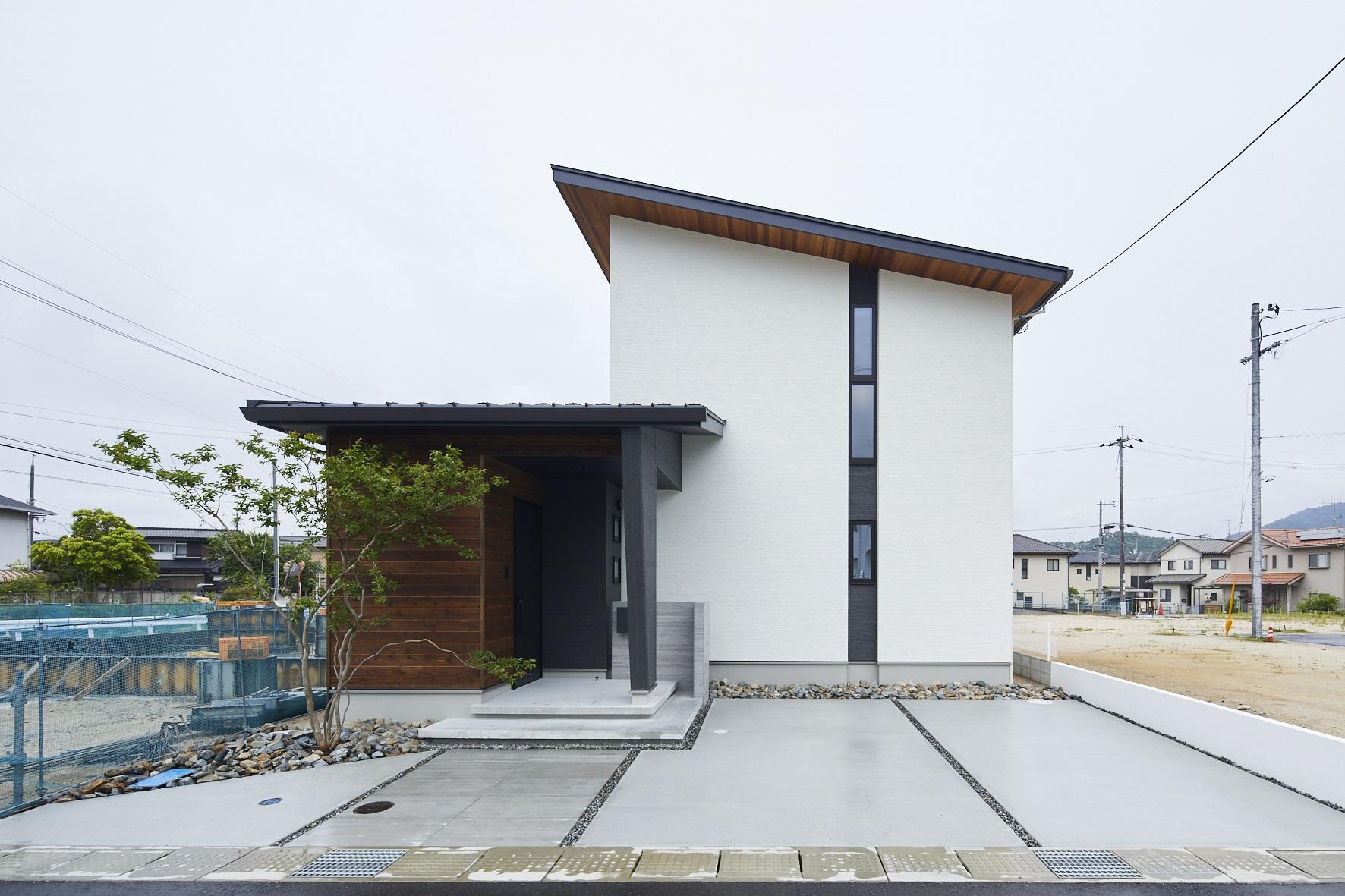 人気デザインシリーズ「LIF」モデルハウス