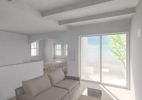 N様邸 デザインシリーズCarinaをモチーフにした<br />オーダーメイド住宅