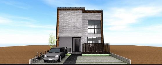 F様邸 素材と質を楽しむ家