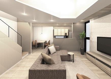 広島市中区新モデルハウス「Superior」