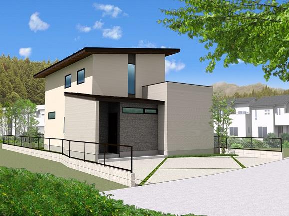 O様邸 デザインシリーズをモチーフとした収納アイデア豊富な家