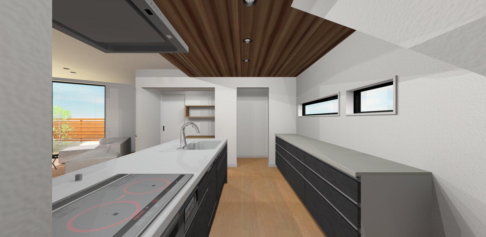 【Kitchen】(イメージ画像)