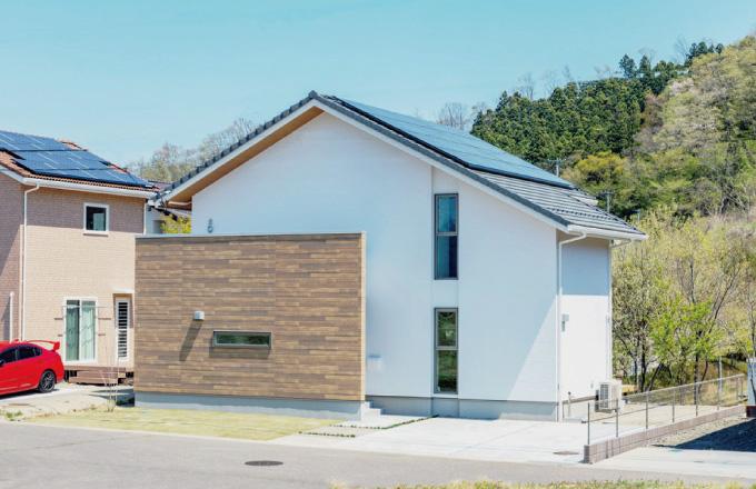 〈貸切見学対応〉OutDoor Living Styleの家(太陽光発電5.6kW)